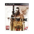 SPECS OPS : THE LINE PS3