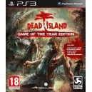 DEATH ISLAND GAME OF THE YEAR PS3